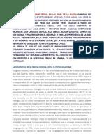 La Enseñanza de La Iglesia Católica Sobre La Homosexual Id Ad - Publicado Por ACIPrensa