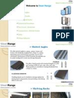 Storage Racks | Slotted Angles | Steel Range