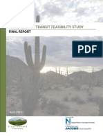 Final Report Pinal County Transit Feasibility Study