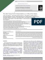 Toro et al. JHE 2013 Barranco León tooth in press VERSIÓN INICIAL