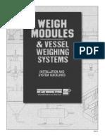Weigh modules manual