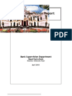 Annual Reports--Annual Bank Supervision Report 2008-2009 New