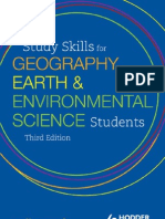 Study Skills for Geography, Earth and Environ. Sci. 3rd ed. - P. Kneale (Hodder, 2011) BBS.pdf