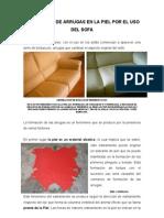 Informe Presencia de Arrugas en La Piel
