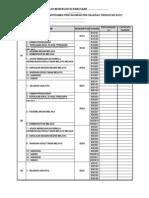 94297221 Senarai Semak Instrumen Pentaksiran Sejarah Tingkatan 1 Borang Individu Latest