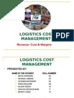 Logistics Cost Management