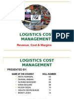 Logistics Cost Management