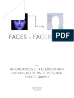 Faces to Facebook