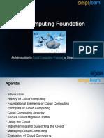 Cloud Computing Certification Training