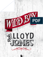 Wild Boy by Rob Lloyd Jones Sample Chapter