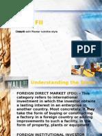 FDI & FII