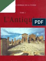 eBook - Histoire Generale de La Tunisie Tome 1