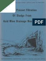 Acid Filteration