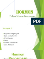 Hormon dalam Saluran Pencernaan