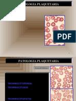 2 7 Patología plaquetaria (Tema 15)