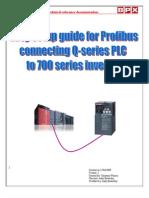 0003 Profibus Setup Q Series A7NP