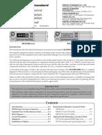 VX-2100 2200V Service