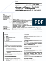 NBR 10826 - 1989 - Caixilhos para Edificação