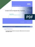 24 Complex SIB Topologies