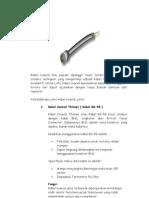 Kabel Coaxial, Terpilin, dan Fiber Optic