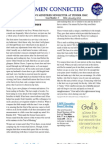 Women Connected Newsletter - January 2013