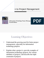 System Analysis and Design- Project Management OVerview