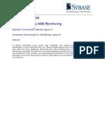 BP ASE Monitoring