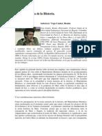 La Teoría Marxista de la Historia de Renán Vega Cantor