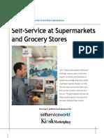 Self-Service in Supermarkets