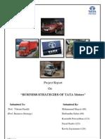 62172135 Tata Motors Final Report