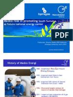 Materi Hartono - PT Medco E&P Indonesia