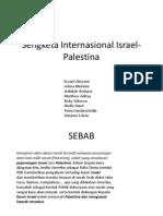 Sengketa Internasional Israel-Palestina