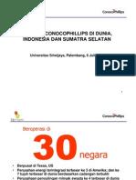 Presentation COPHI