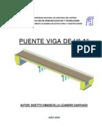Puente Viga