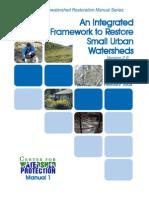Manual 1_Integrated Framework to Restore Small Urab W