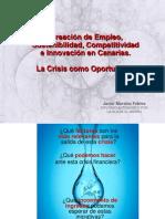Empleo Canarias Blue Economy- 1 de 3