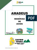 Manual Amadeus