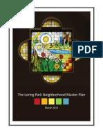Loring Park Master Plan
