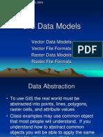 GIS Data Model
