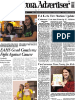 East Aurora Advertiser - March 21 - Alternate Edition