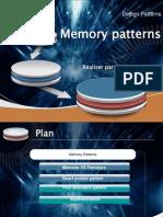 Design Pattern Memory