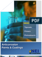 NEI Anticorrosion Paints & Coatings Brochure