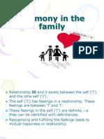 Harmony in the Family2