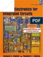 Device Electronics for Integrated Circuits, 3rd Edition (1)