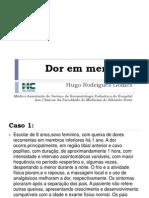 Reumato 1 - Dor em membros - Dr Hugo.ppt