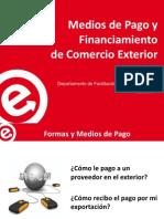Medios y Formas de Pago - Financiamiento - Garantias