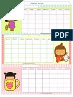 a4 Pigtails Calendar01