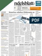 Krise in Deutschland April 2009