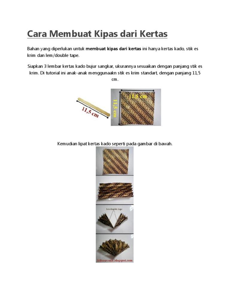 Cara Membuat Kipas Dari Kertas 1533644506v1