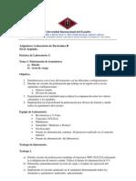 Laboratorio 3 Diseno Polarizacion de Transistores 2012 (1)